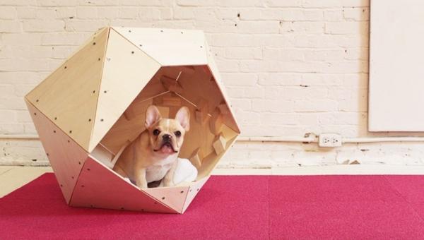 Как сделать для собачки домик