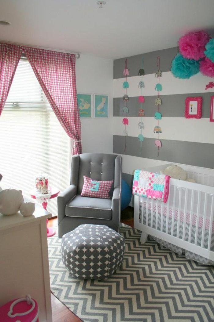 Wandfarben ideen babyzimmer