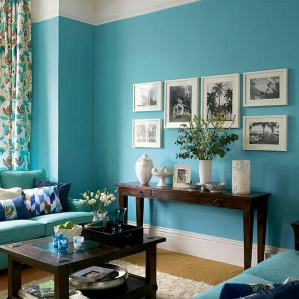 blaue-farbtöne-wandgestaltung
