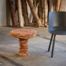 Современная мебель из дерева - табурет