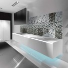 Мозаика для ванной - фото, каталог