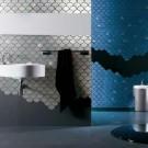 Ремонт ванной, мозаика