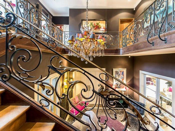 лестница люкс стиль бельгия