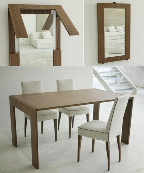 Стол-трансформер для гостиной или столовой