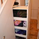 Мебель под лестницу