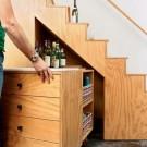 Идеи под лестницей