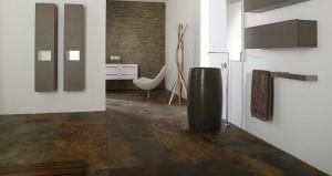 Ванная комната из искусственного камня