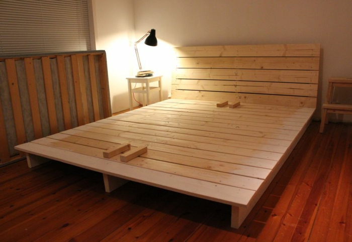 Permalink to build diy platform bed