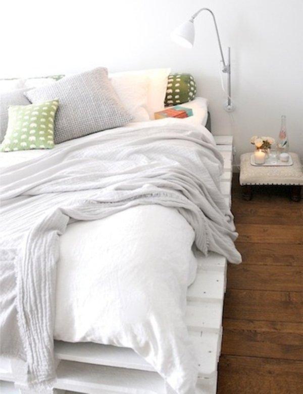 Простой дизайн кровати своими руками