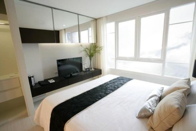 schlafzimmer mit fernseher: bilder über die ferienwohnung niggl im, Schlafzimmer design