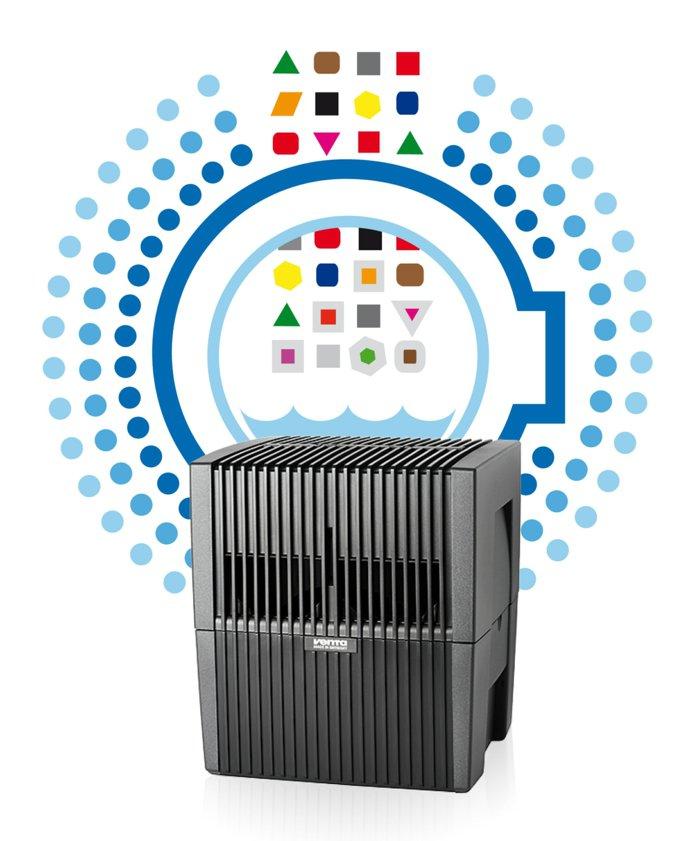 venta увлажнитель очиститель воздуха фото