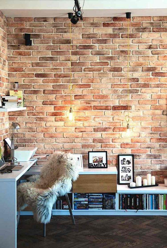 дизайн домашнего рабочего места фото