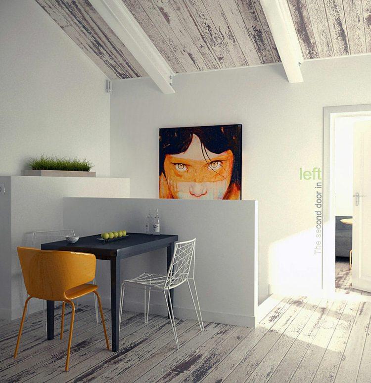 интерьер столовой в квартире фото маленькая столовая