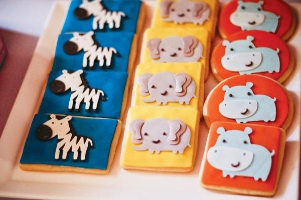 декор оформление детского праздника фото зоопарк цирк животные