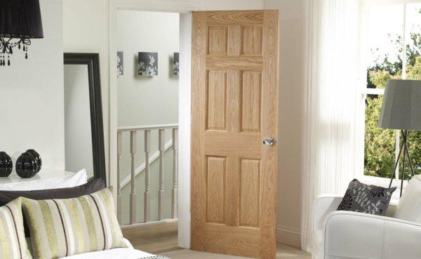 деревянная дверь из сосны массив фото