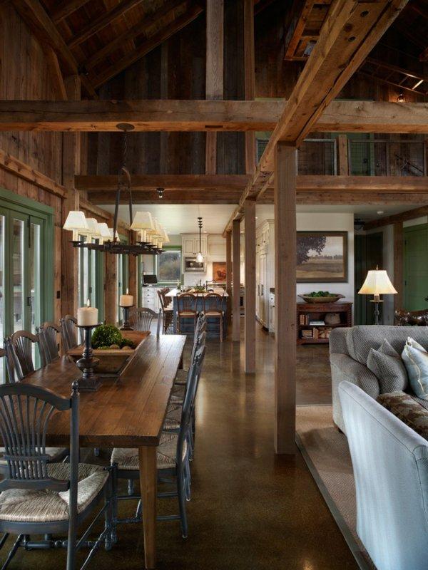 деревянные стулья обеденные для кухни фото темные плетеное сидение