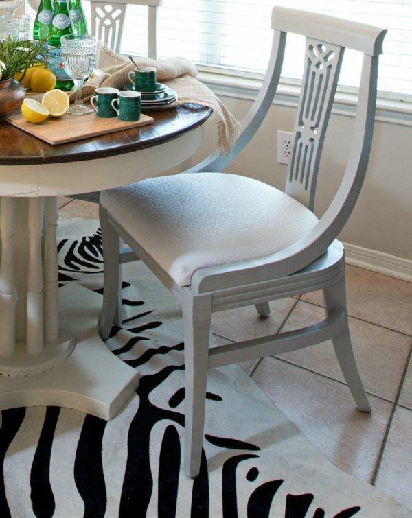 кожаные стулья обеденные для кухни фото деревянные с кожаным сиденьем серые