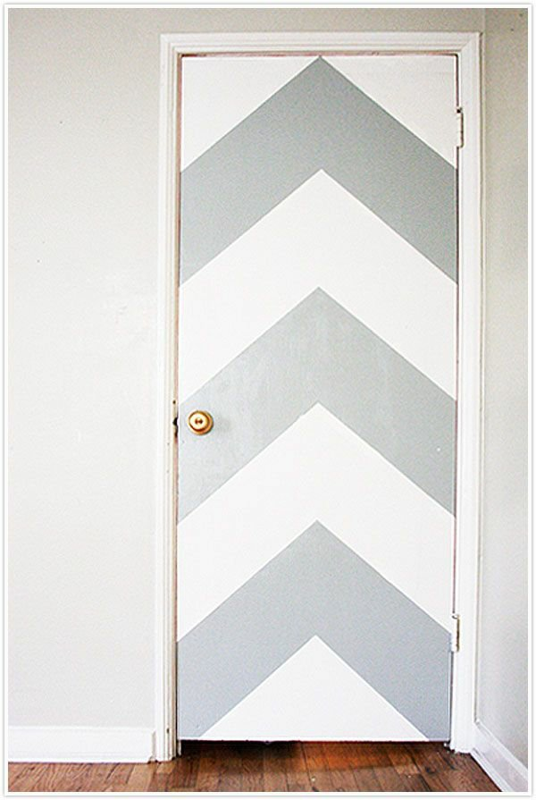 межкомнатная дверь белая с серебром фото своими руками сделать