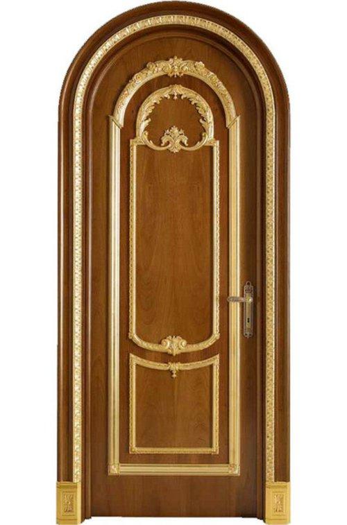 межкомнатная дверь дуб золото ампир фото
