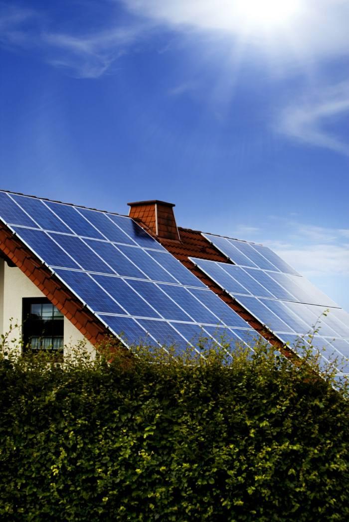 энергия от солнечная батарея