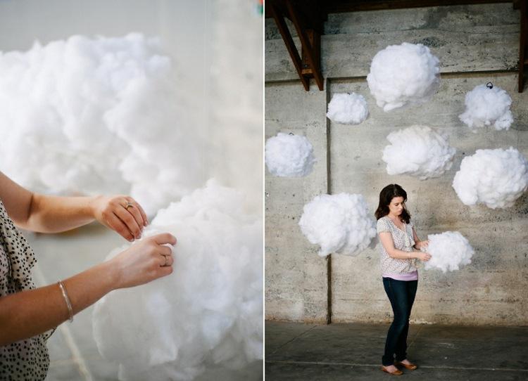 Как сделать облака в домашних условиях - МБДОУ детский сад 24
