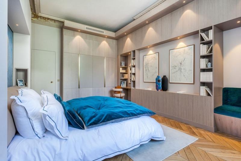 элементы барокко лепнина современное барокко фото спальня
