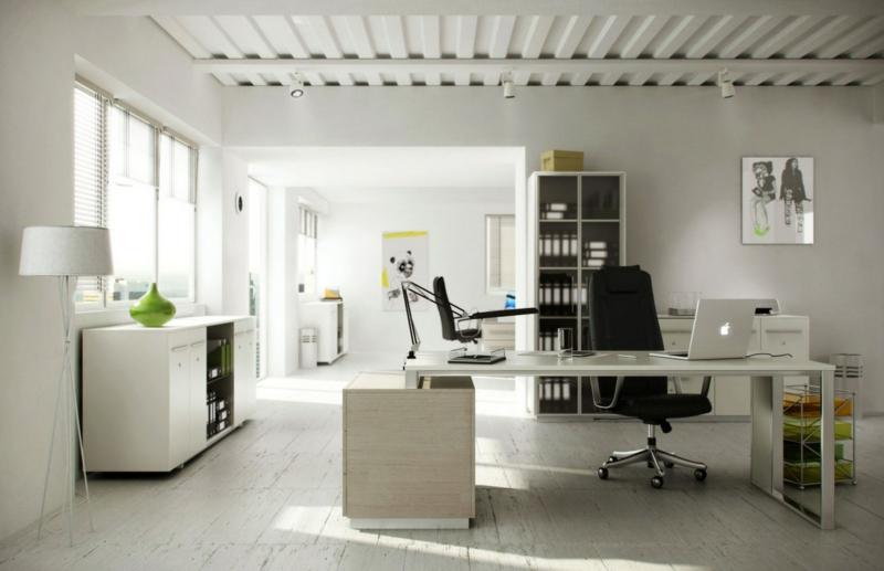 освещение офиса фото домашнее рабочее место