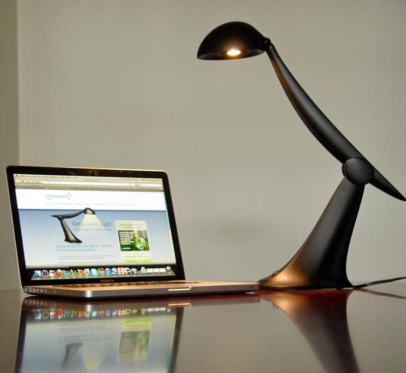 освещение офиса фото домашний офис современная настльная лампа дизайнерская черная