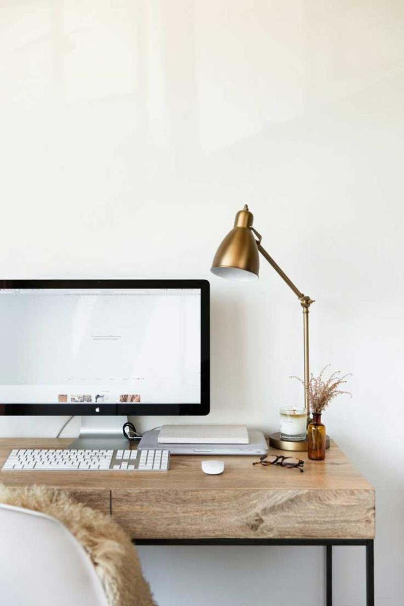 освещение офиса фото наскольная лампа торшер
