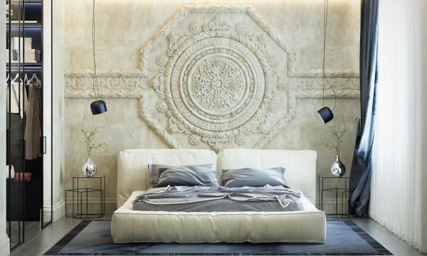 стиль современная классика в интерьере фото дизайн спальни