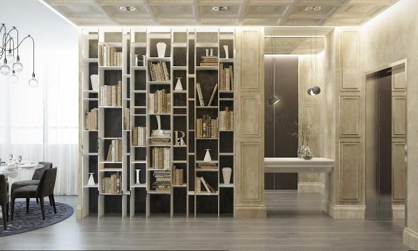стиль современная классика в интерьере гостиной фото дизайн