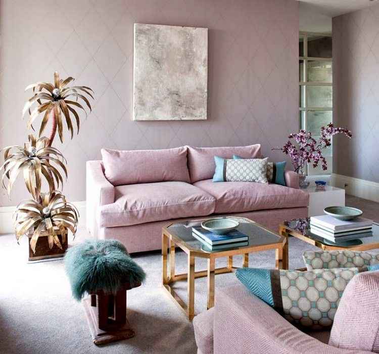 Картинки по запросу дизайн интерьера в цвете Бледный кизил