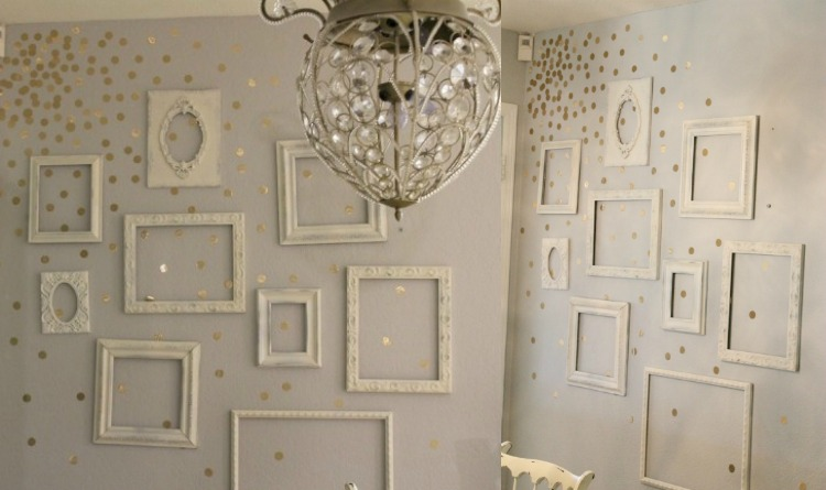 идеи декора стен своими руками фото (5)