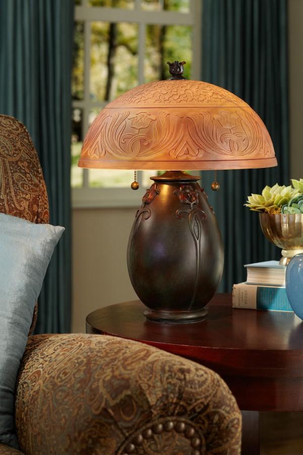 лампа в стиле модерн фото