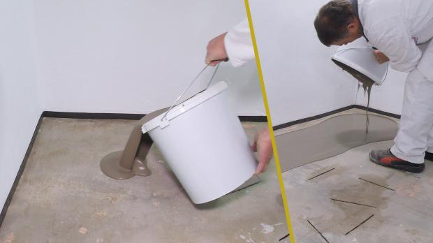 выравнивание пола в квартире своими руками (21)