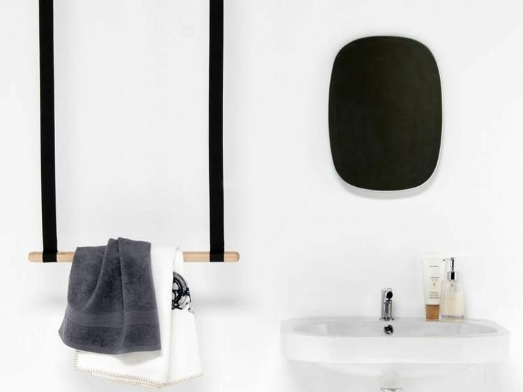 держатель для полотенец в ванную своими руками (16)