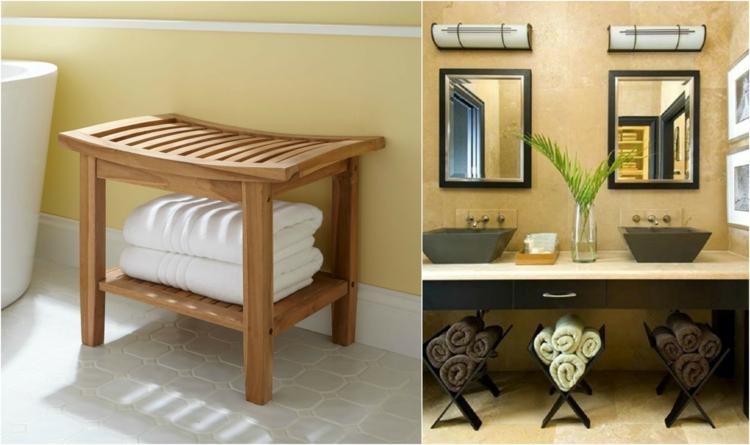 держатель для полотенец в ванную своими руками (4)