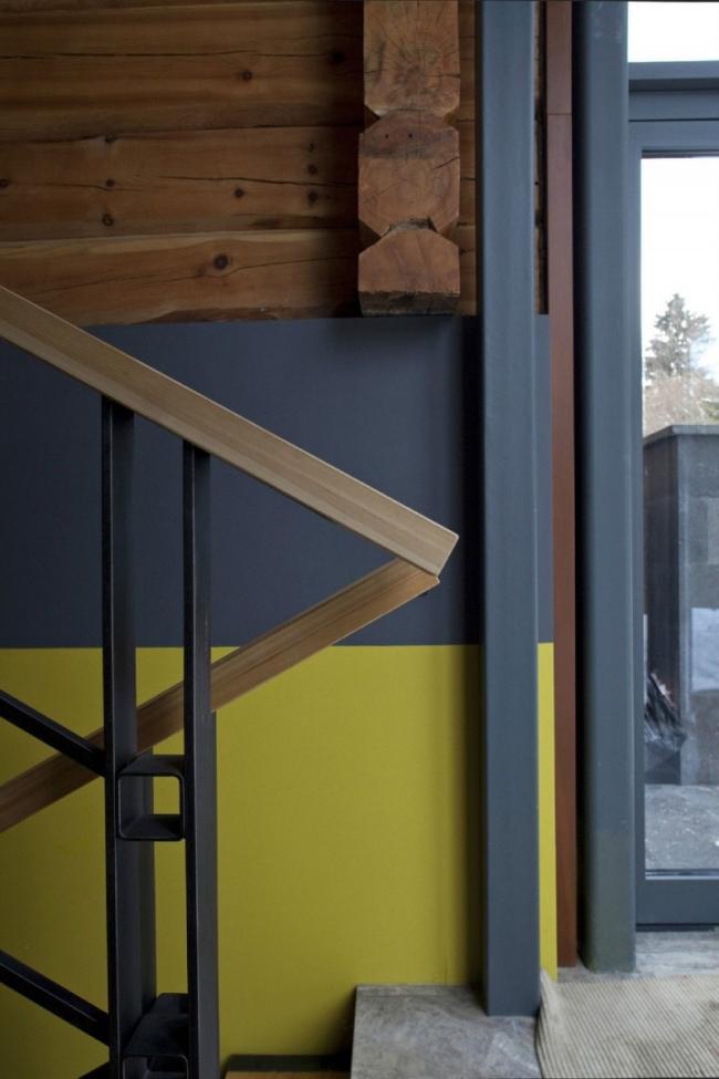 проект зимнего дома из бруса фото (6)