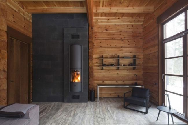 проект зимнего дома из бруса фото (9)
