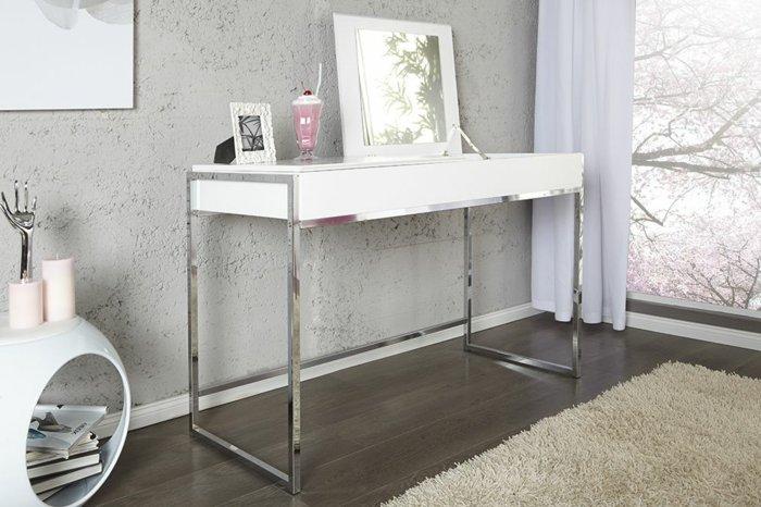 Туалетный столик-консоль в современном стиле