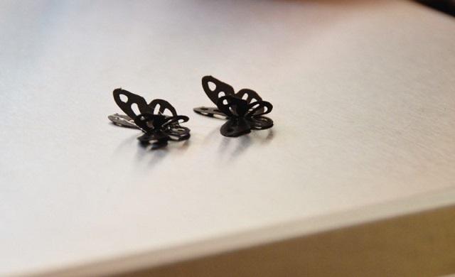 3D-Wanddeko-Ideen-basteln-Schmetterlinge-Papier-vorbereiten