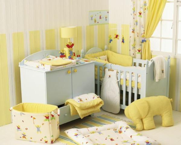 Интерьеры детских комнат для детей 48