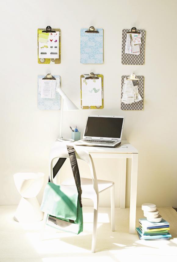 Интерьеры рабочего стола дома