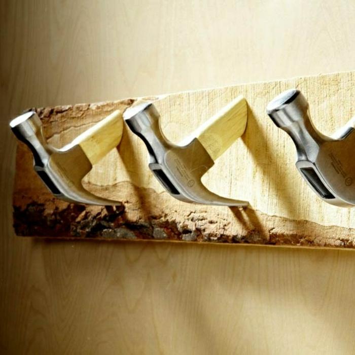 Деревянная вешалка в прихожую своими руками фото 928