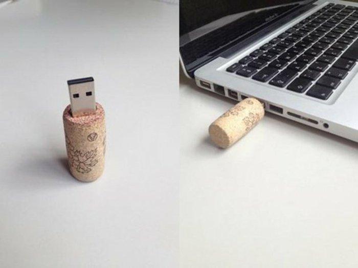 Оригинальный дизайн USB-накопителя