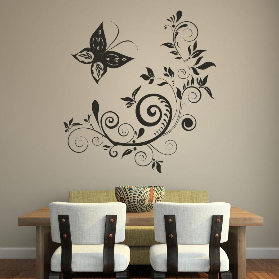 Красивые рисунки на стену дома заведения послужило