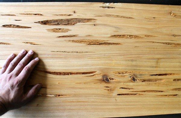 Процесс изготовления деревянного стола своими руками