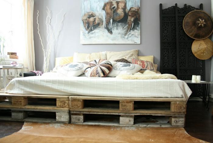 Изготовить кровать своими руками