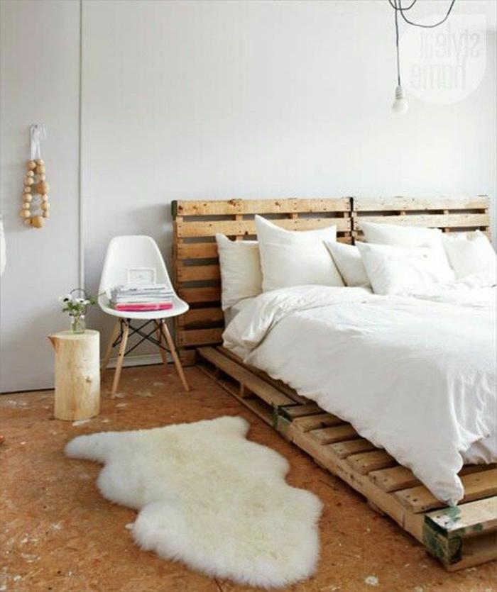 Изготовить простую кровать своими руками