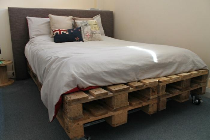 Как сделать красивую кровать